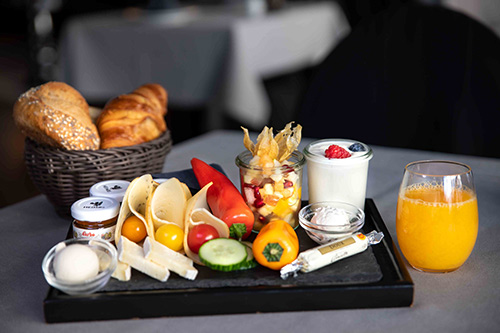 Hotel la maison - Munich - Our Breakfast
